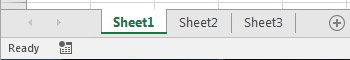Excel sheets