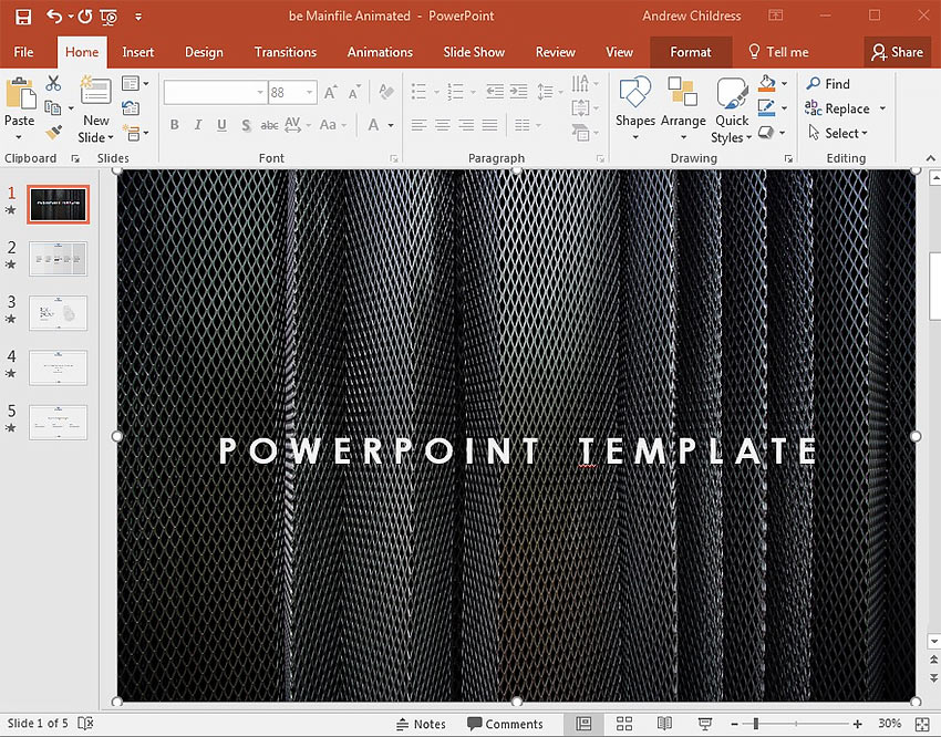 How to edit slide background graphics using powerpoint background images and graphics in powerpoint toneelgroepblik Image collections