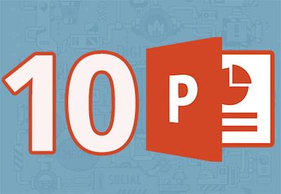 Pptx 10 icon