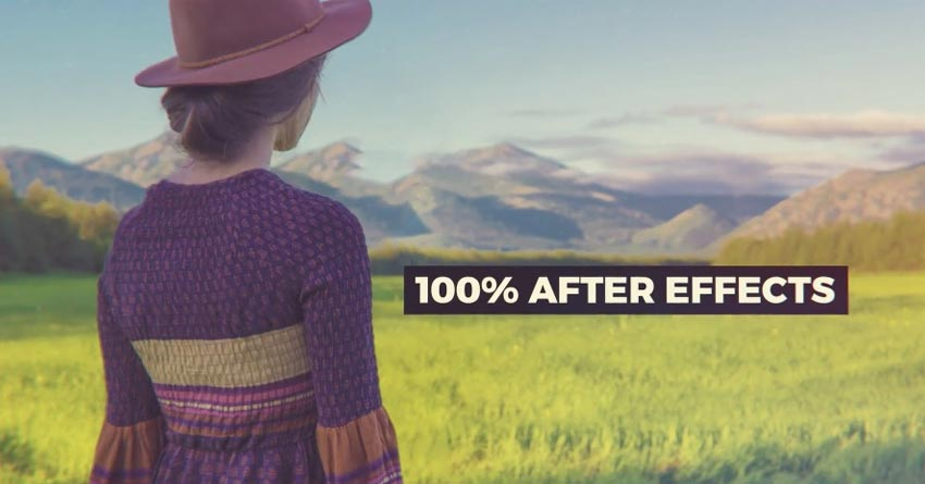 Easy Pieces: 10 Ways to Animate a Photograph in Adobe After Effects
