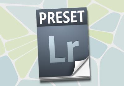 Create preset 60s logo