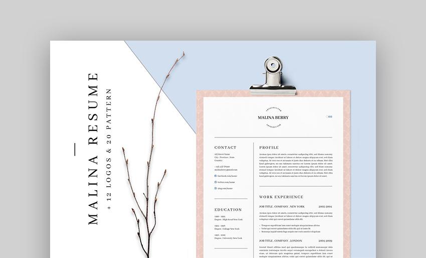 Malina Resume