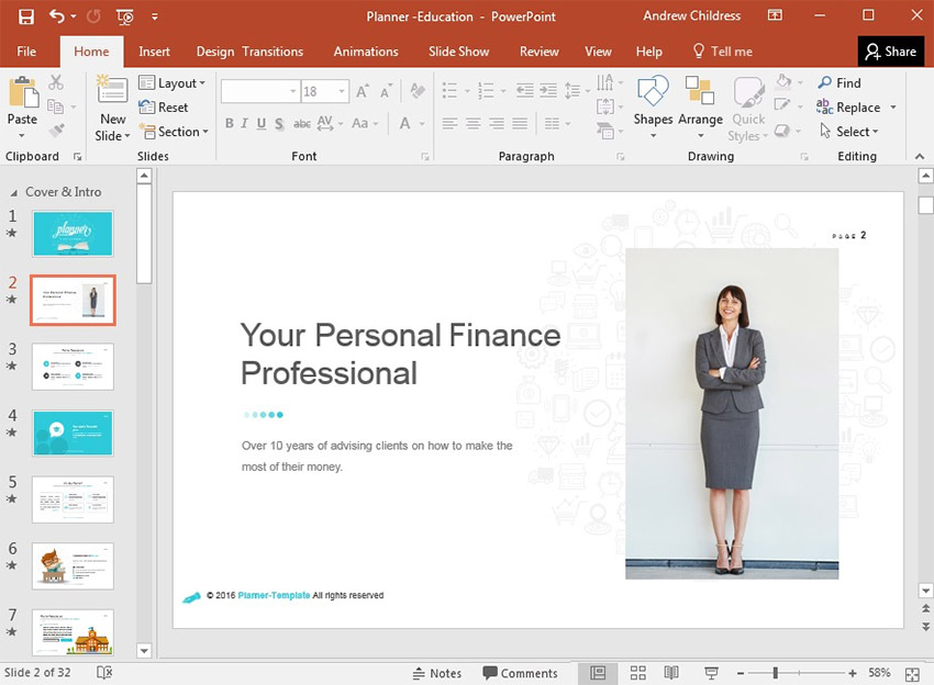 How To Make An Educational Powerpoint Presentation Quickly