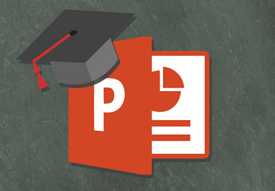 Pptx educational icon