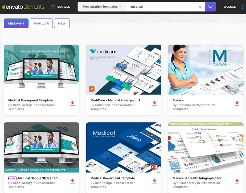 Medical Presentation Envato Elements