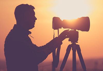Telephoto tutorial icon