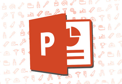 Customize powerpoint icon size