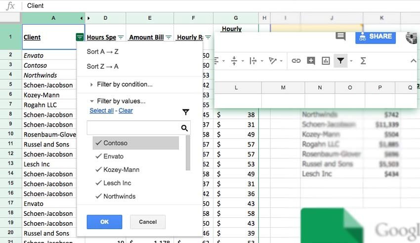 20 Awesome Google Sheets Spreadsheet Tips Tricks