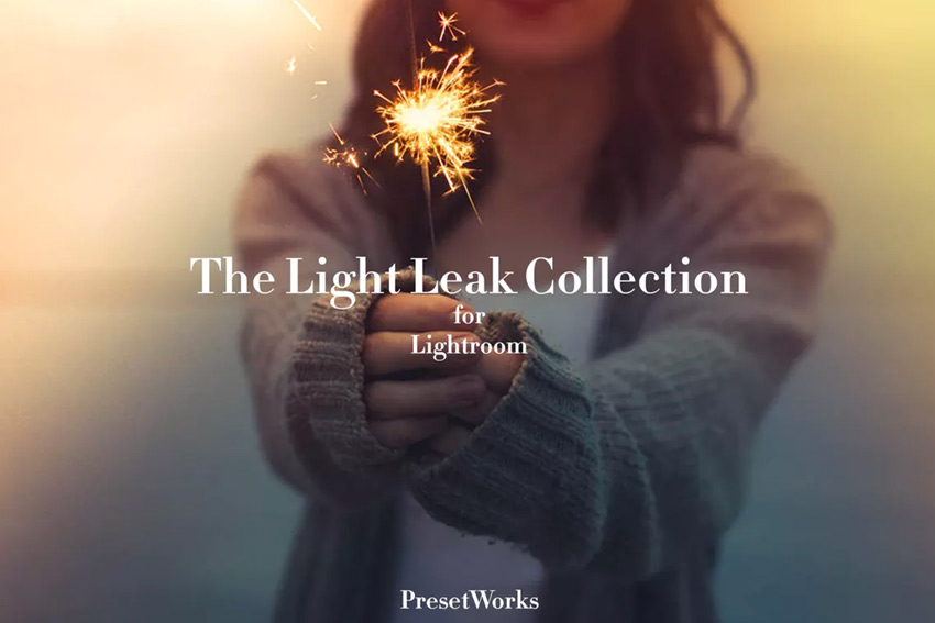 Essential Light Leak Collection