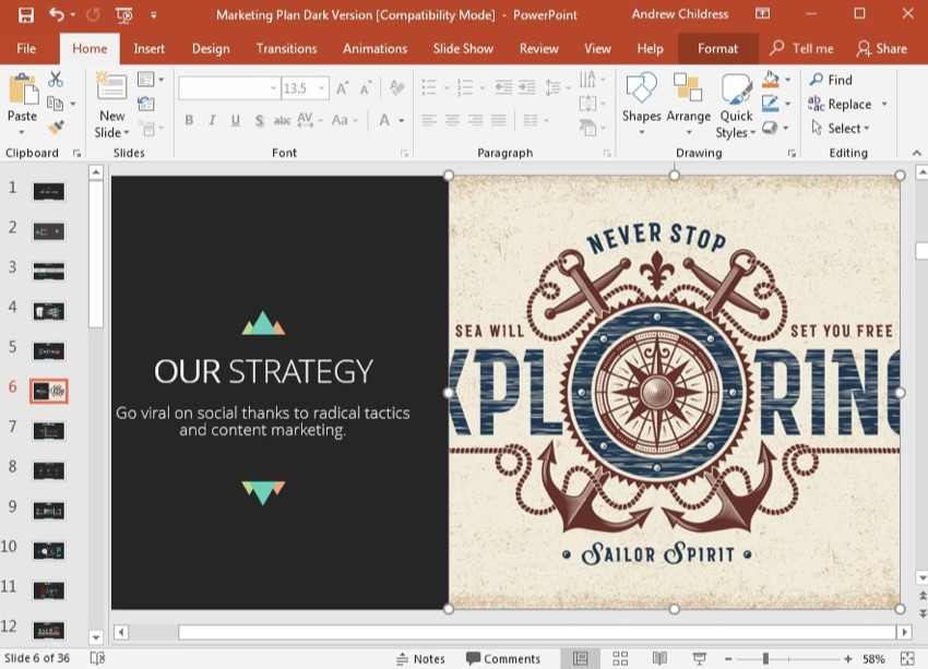 Strategy Marketing Plan PPT