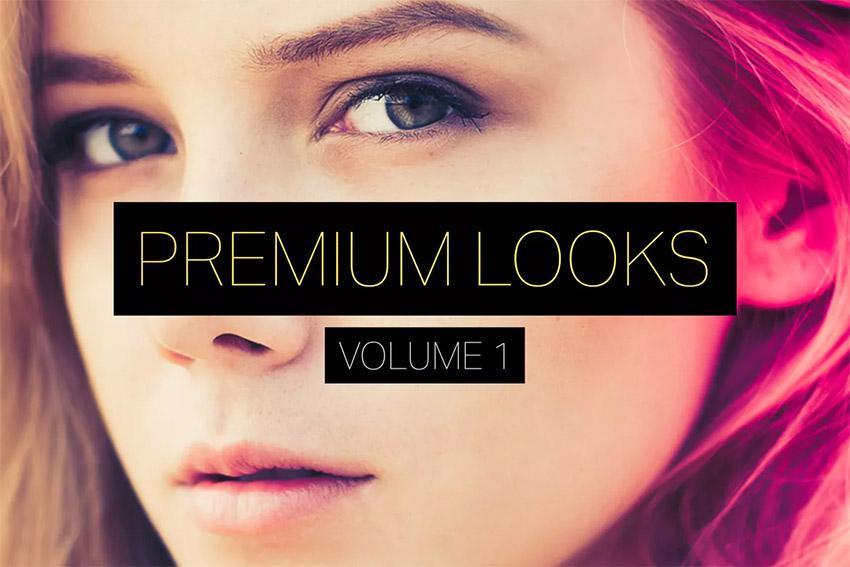 Premium Looks Lightroom