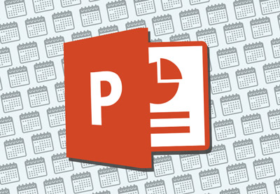 Powerpoint calendar icon sm