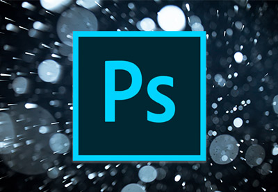 Photoshop rain effects