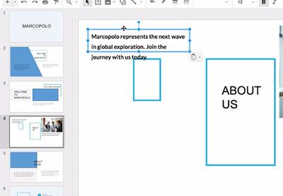 Copy paste slides