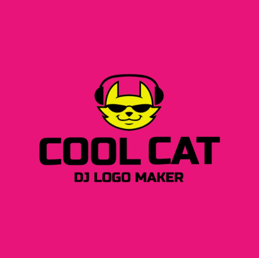 20 cool dj  edm music  logo designs  to make your own