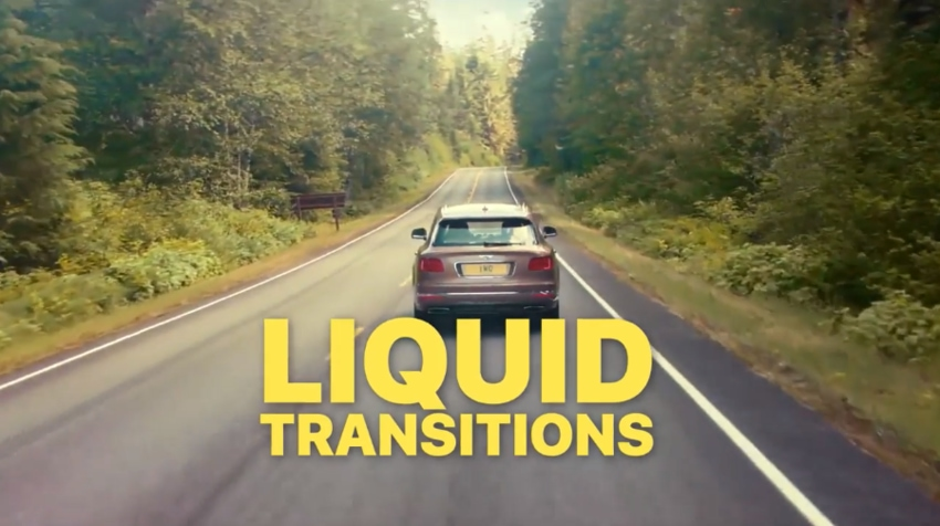 Liquid Transitions Example