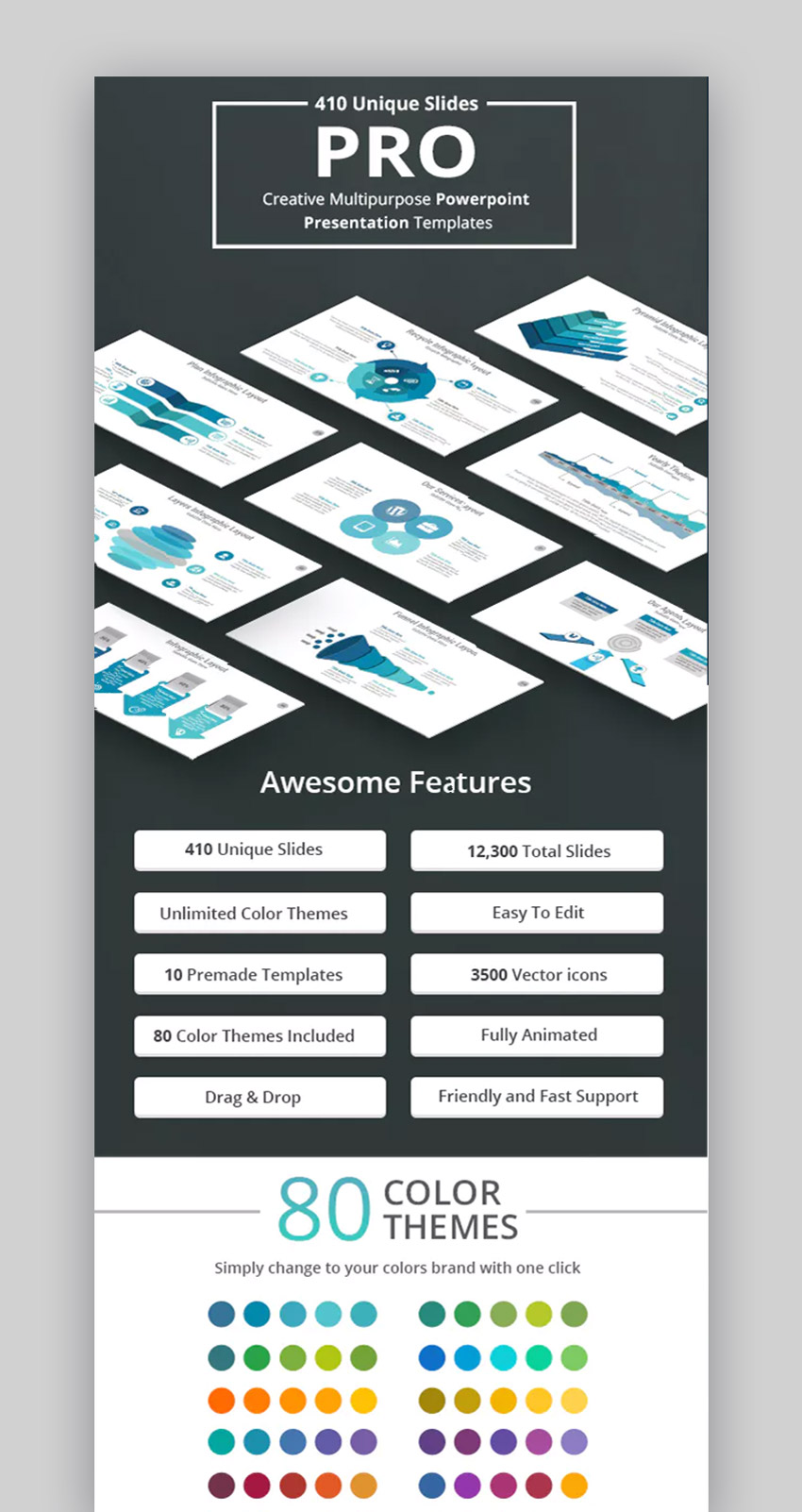 Pro Multipurpose Business Presentation Template
