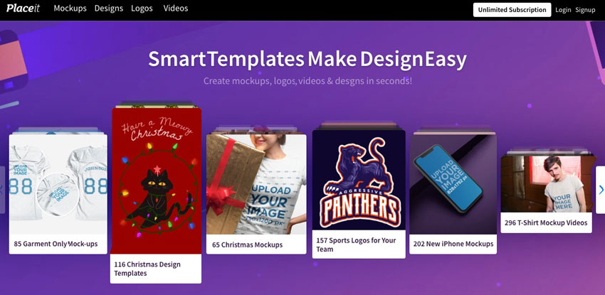 Placeit Gives You A Head Start On Your Creative Project With Smart Templates That Are Easy To Customize