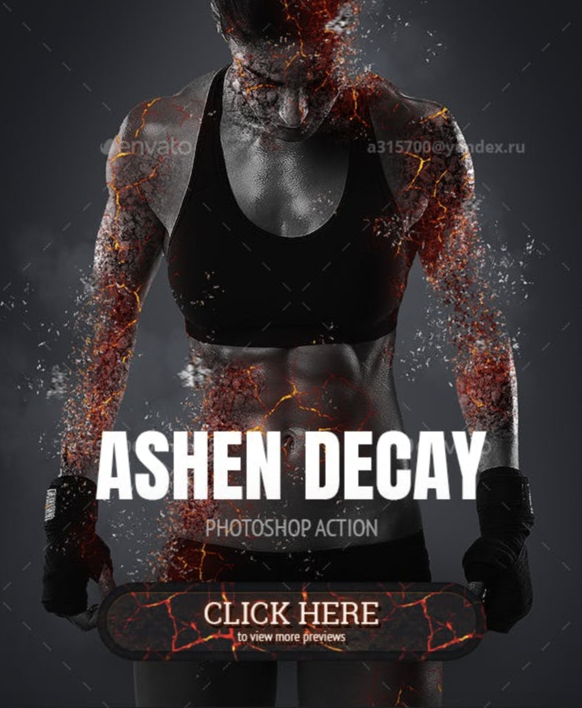 Ashen Decay PS Action