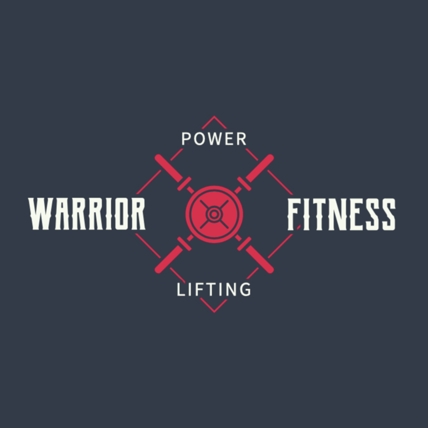 Weightlifting Gyms Logo Maker