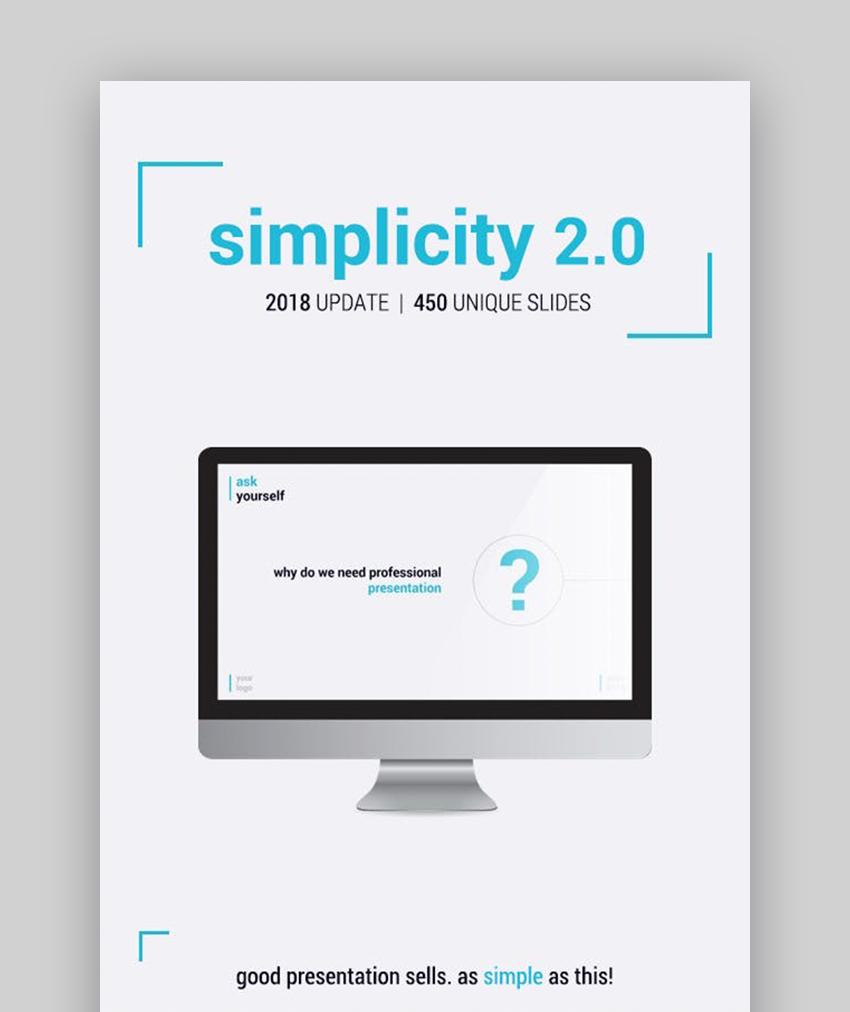 Simplicity 20 Premium Template