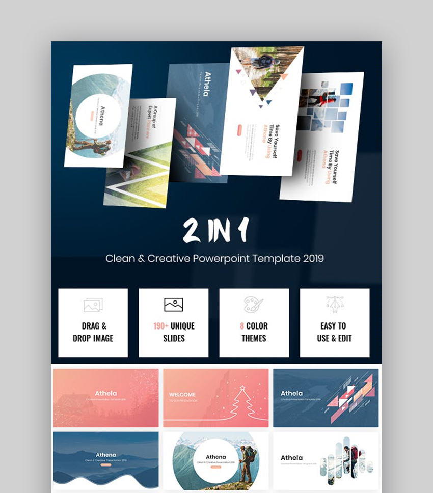 Clean  Creative Bundle