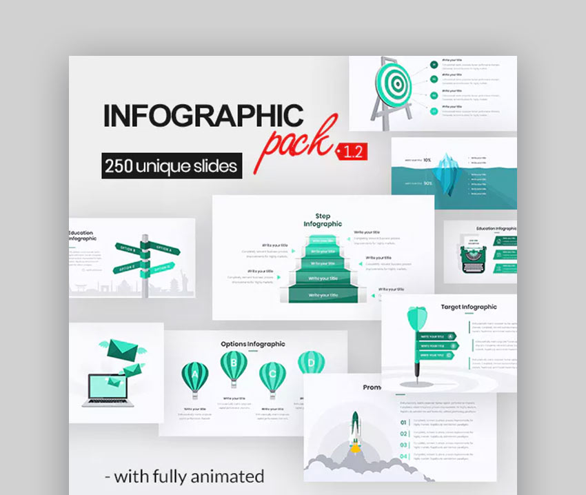 Infographic Pack
