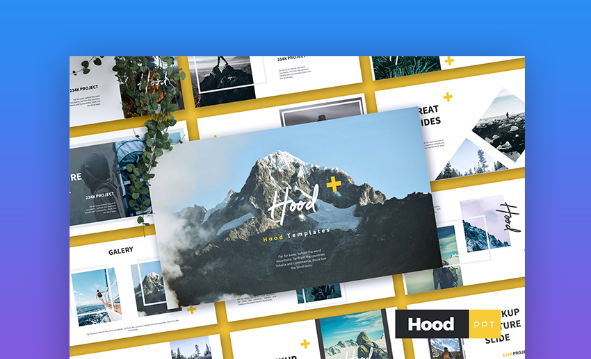 Hood PowerPoint Template