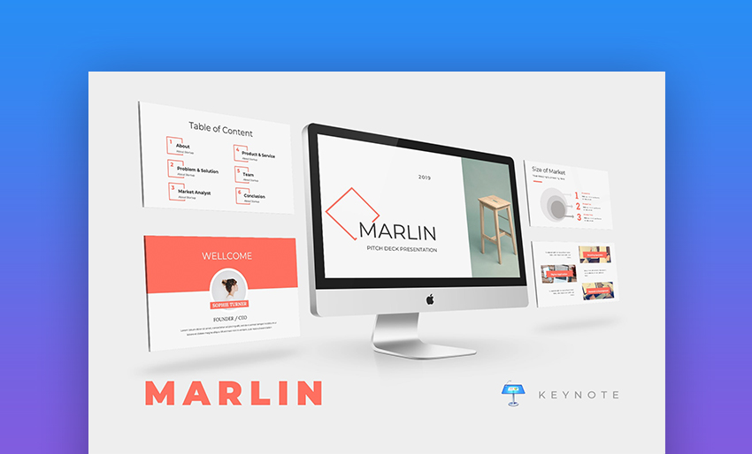 Marlin Startup Keynote Presentation