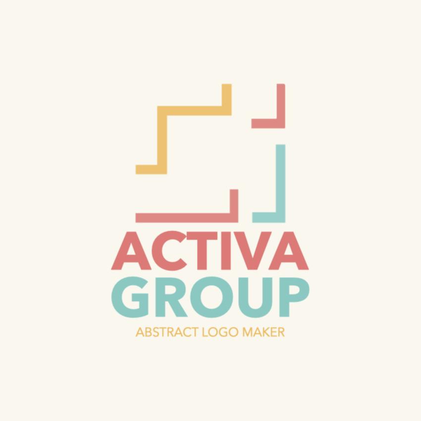 Abstract Logo Maker
