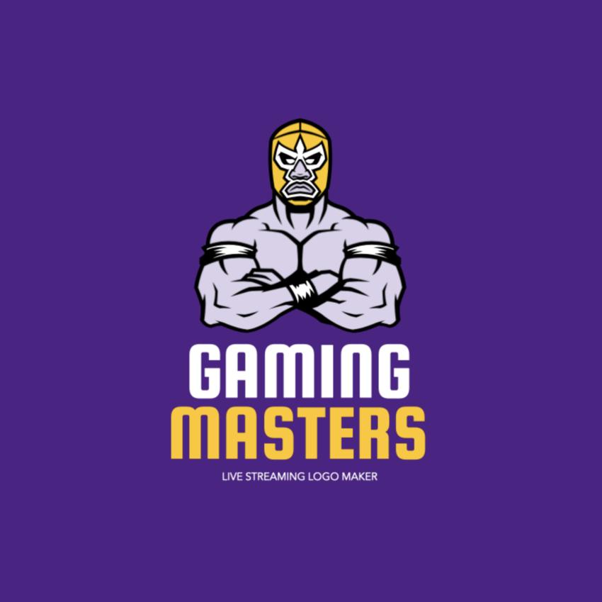 Logo Maker Gaming Channel Avatar