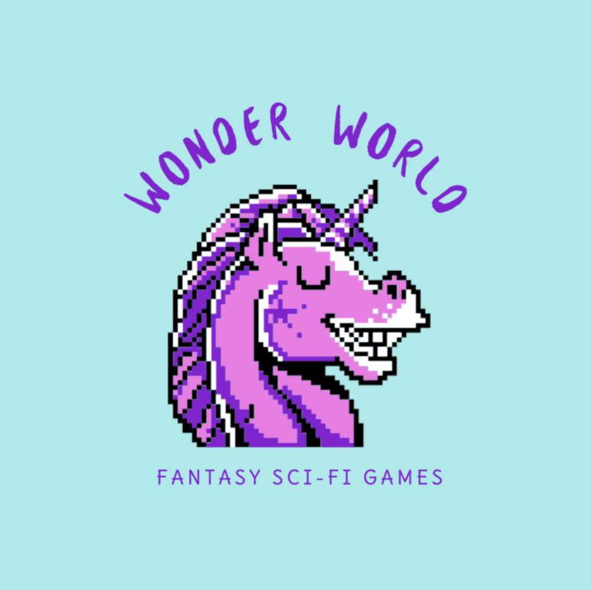 Sci-Fi Game Channel Logo Maker
