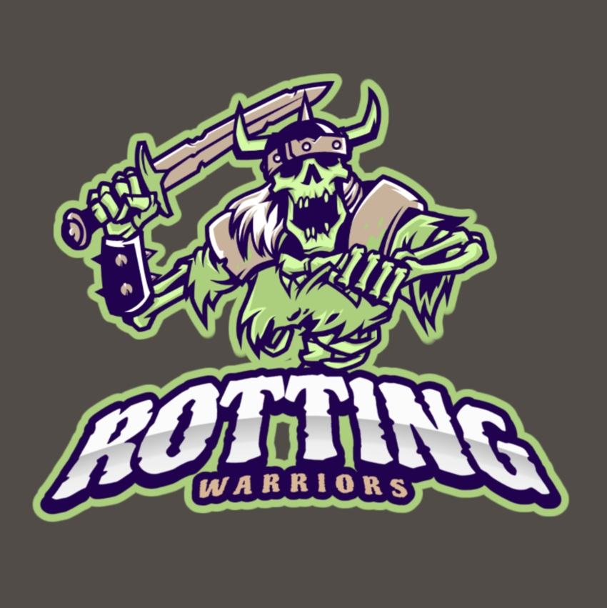 Warriors Gaming Logo Maker