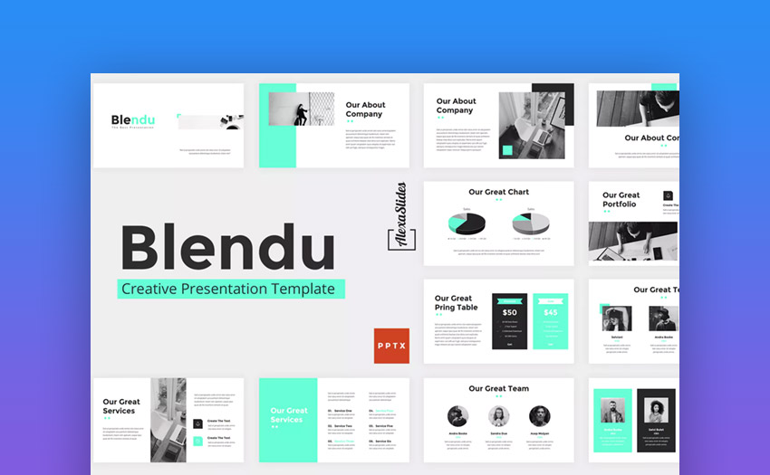 Blendu Envato Elements