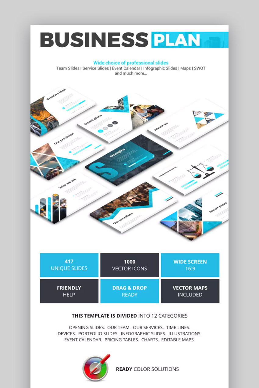 25 Marketing PowerPoint Templates: Best PPTs to Present Your