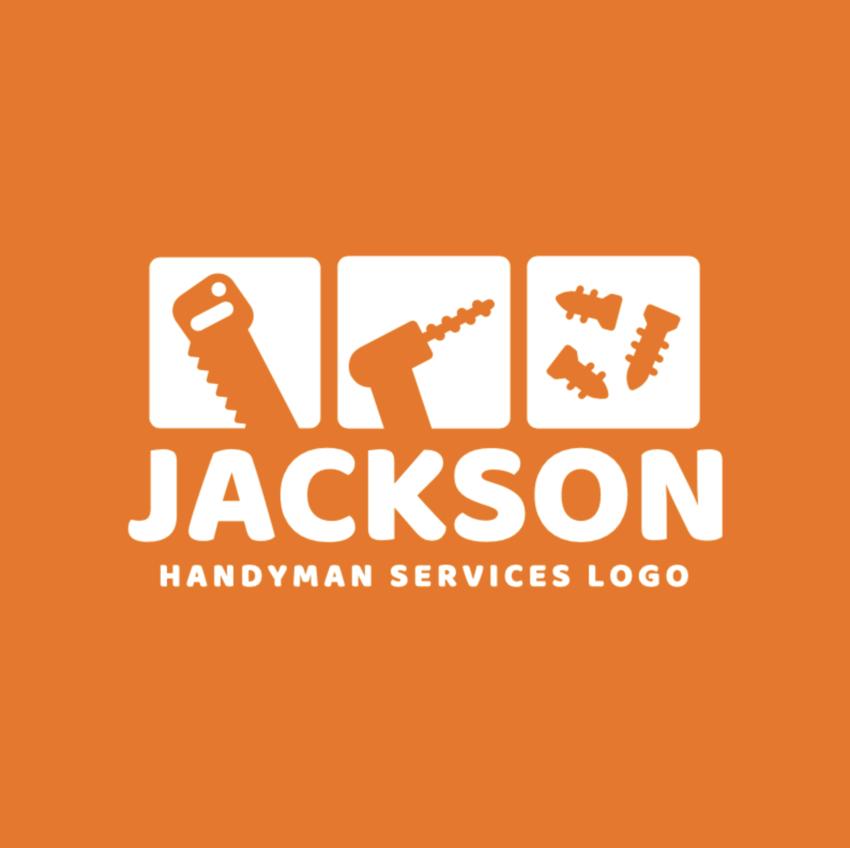 Handyman Services Logo