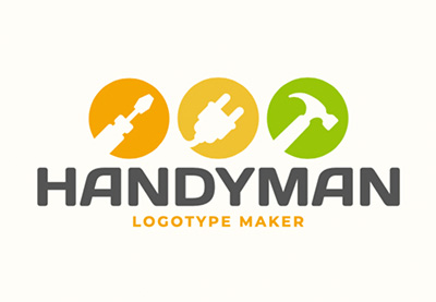 Handyman logotype
