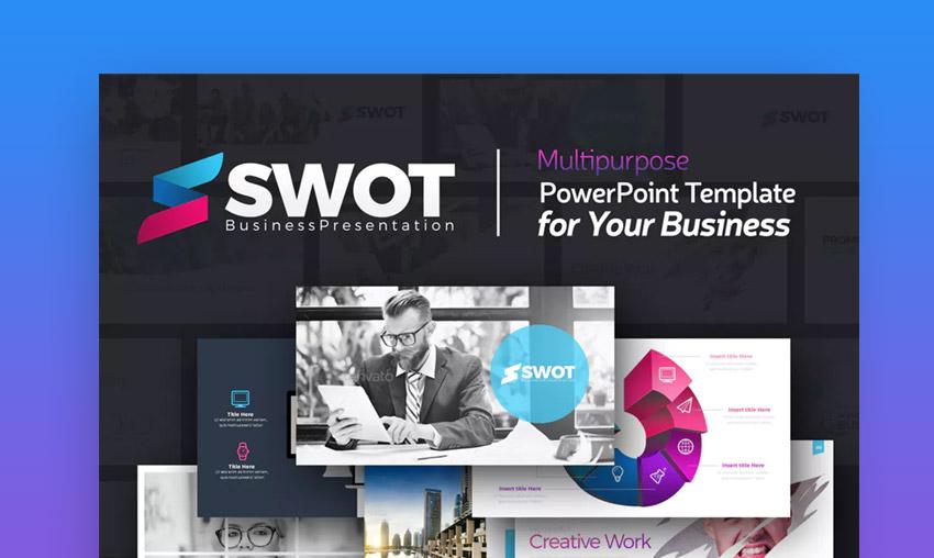 SWOT Business Plan Template