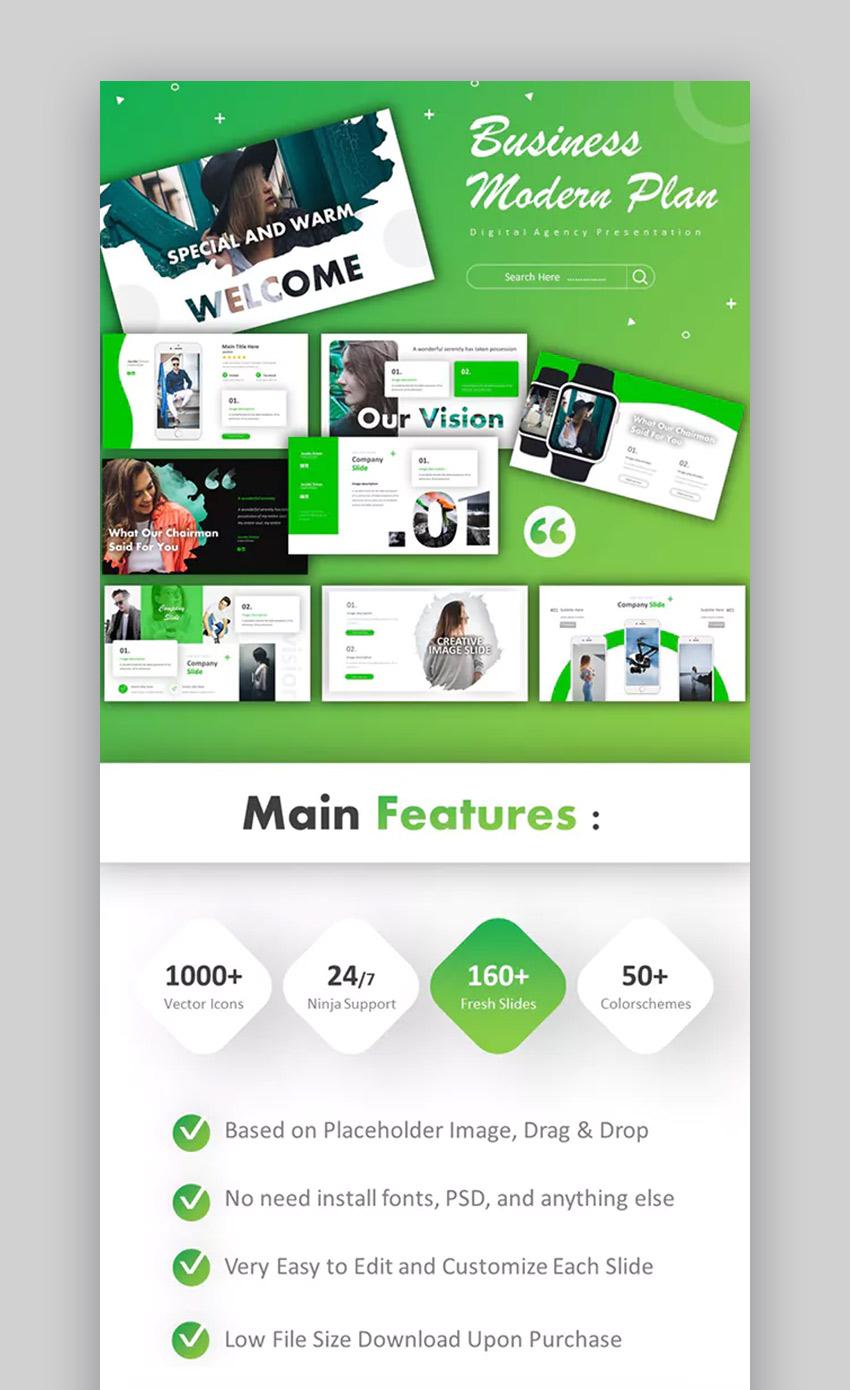 business plan web agency