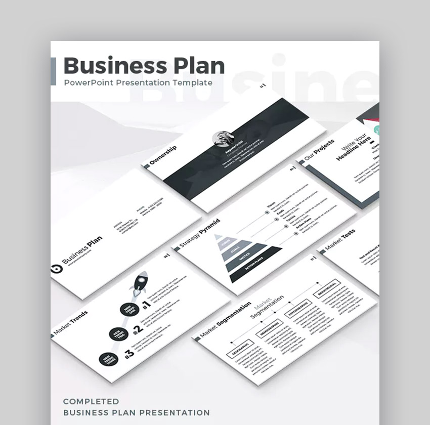 20 Best Business Plan PowerPoint Templates (PPTs Made for 2019)