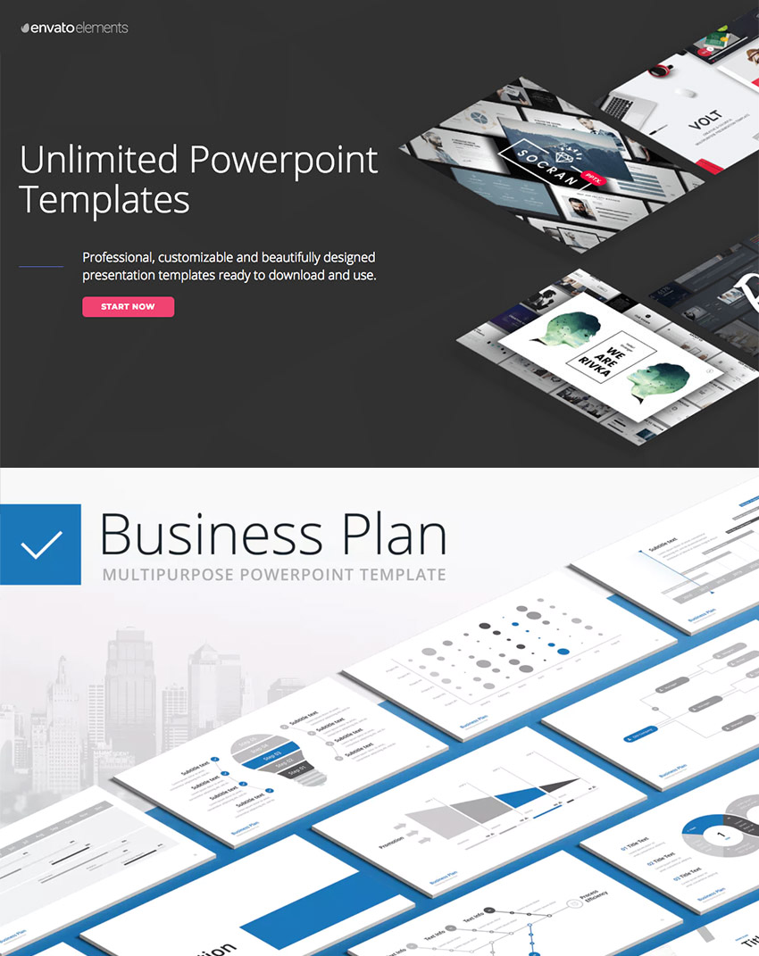 Business Plan PPT Files