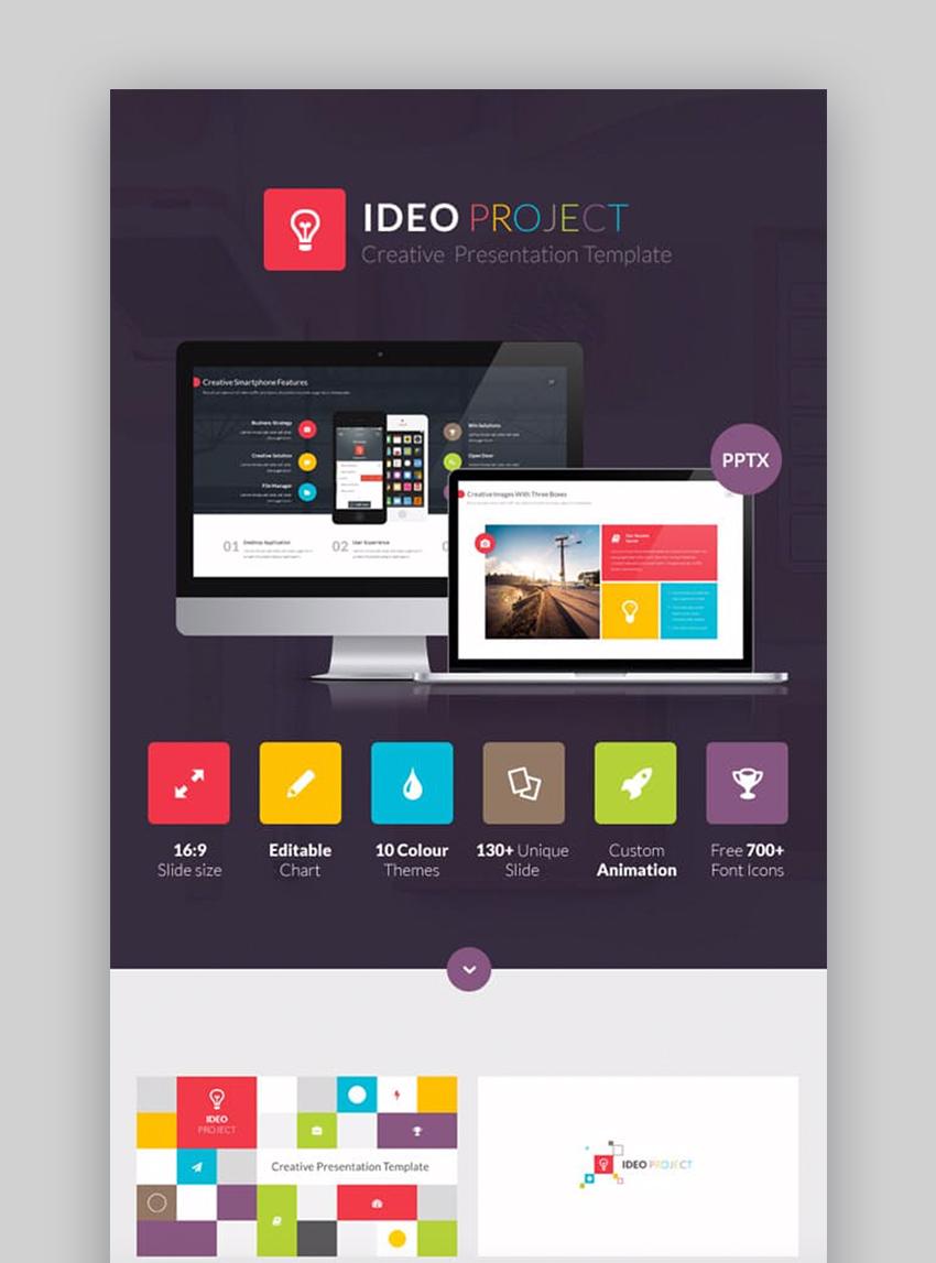 Ideo PowerPoint Presentation