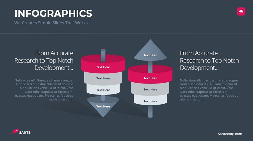 35 Best Infographic Powerpoint Presentation Templates With Great Ppt Data Slides 2020