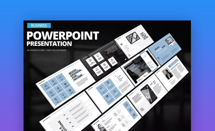 Business PowerPoint Presentation