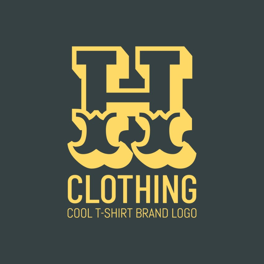 20 Cool Clothing T Shirt Company Brand Logo Designs For 2019