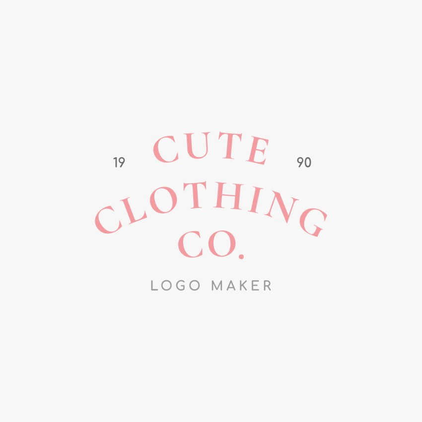 20+ Cool Clothing & T-Shirt Company Brand Logo Designs For