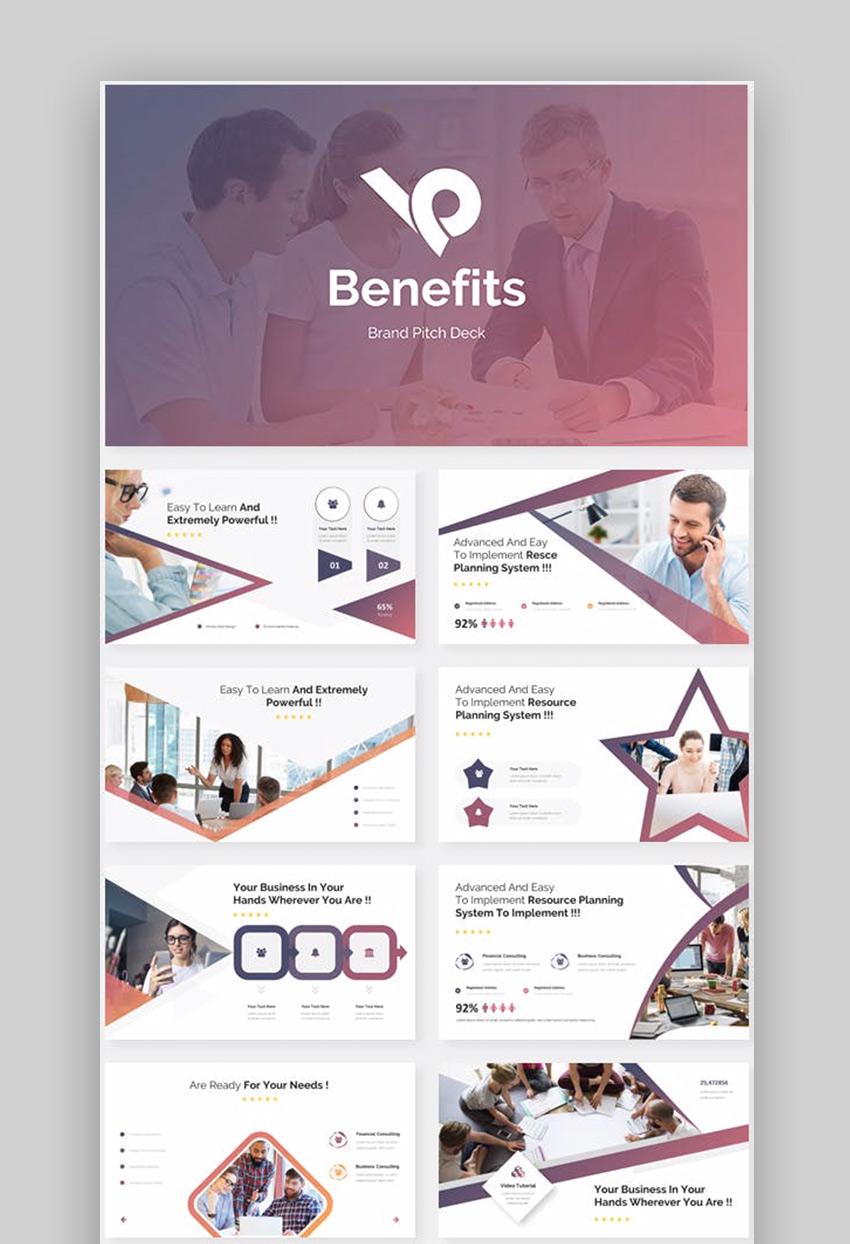 Brand Benefits