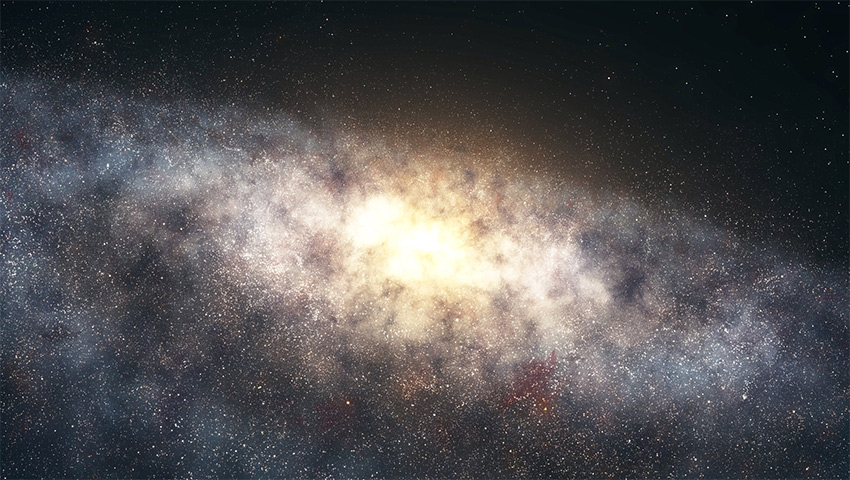 Galaxy Footage