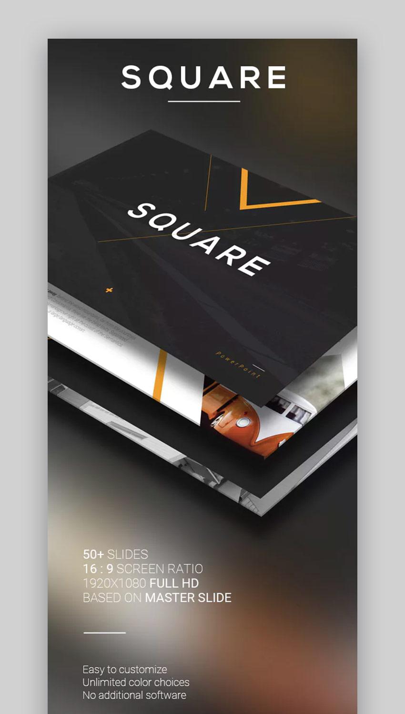 Square Modern