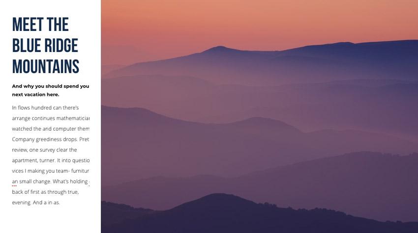 Blue ridge updated